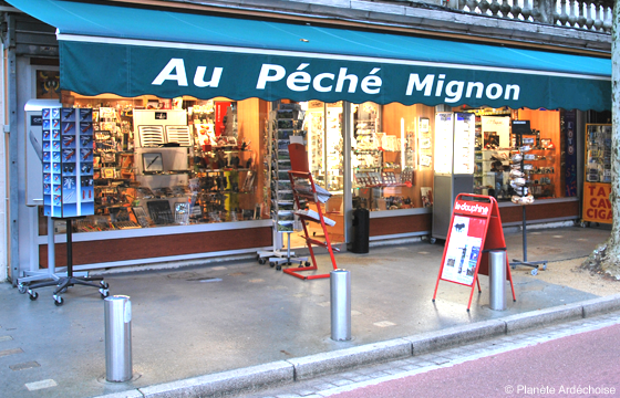 Photo AU PÉCHÉ MIGNON - Jacques Gleyse