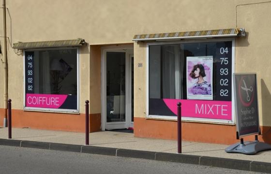 Salon de coiffure sophie d - Salon de coiffure saint etienne ...
