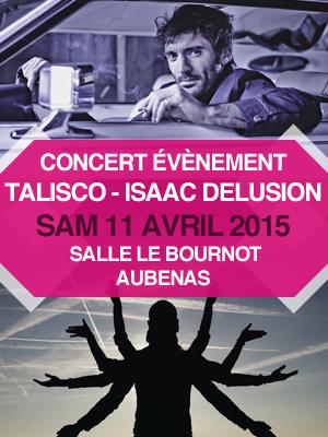 Concert talisco isaac 11-04-2015