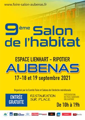 Salon de l'Habitat Aubenas - Édition 2021